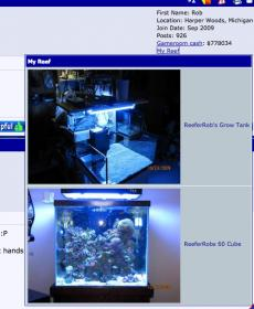 Coral Reef Aquarium - CR Announcements - Introducing Captive Reefs Showcase - Reef Info