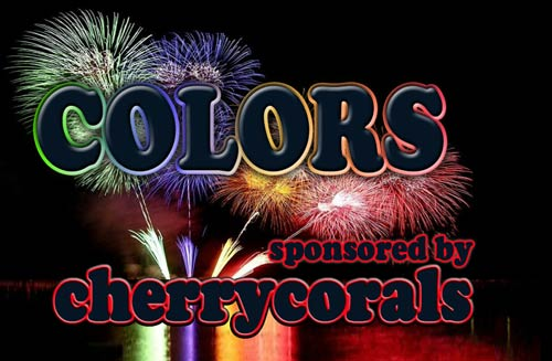 Coral Reef Aquarium - CR Contests - COLORS - photo contest sponsored by Cherry Corals