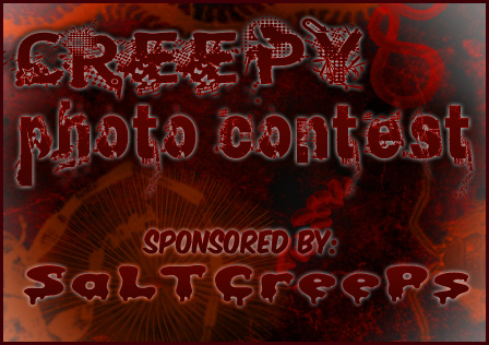 Coral Reef Aquarium - CR Contests - Creepy Photo Contest - sponsored by SaltCreeps