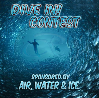 Coral Reef Aquarium - CR Contests - Dive In Forum Challenge - sponsored by Air, Water & Ice