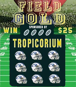 Coral Reef Aquarium - CR Contests - Field Gold - Giveaway - Sponsored by Tropicorium!!!