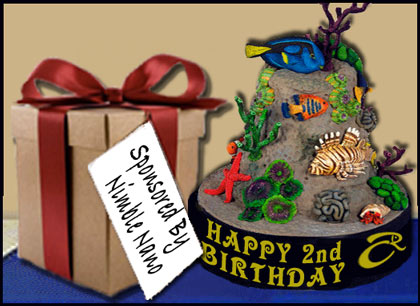 Coral Reef Aquarium - CR Contests - Happy 2nd Birthday CR Giveaway - Sponsored by Nimble Nano