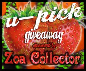 Coral Reef Aquarium - CR Contests - U-Pick Giveaway - sponsored by Zoa Collector