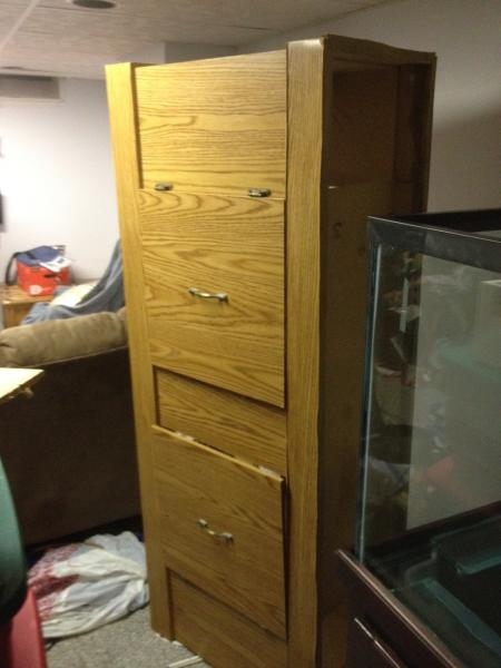 Coral Reef Aquarium - Equipment Sales & Trades - 125 gallon Tank, Canopy, and Stand--CHEAP