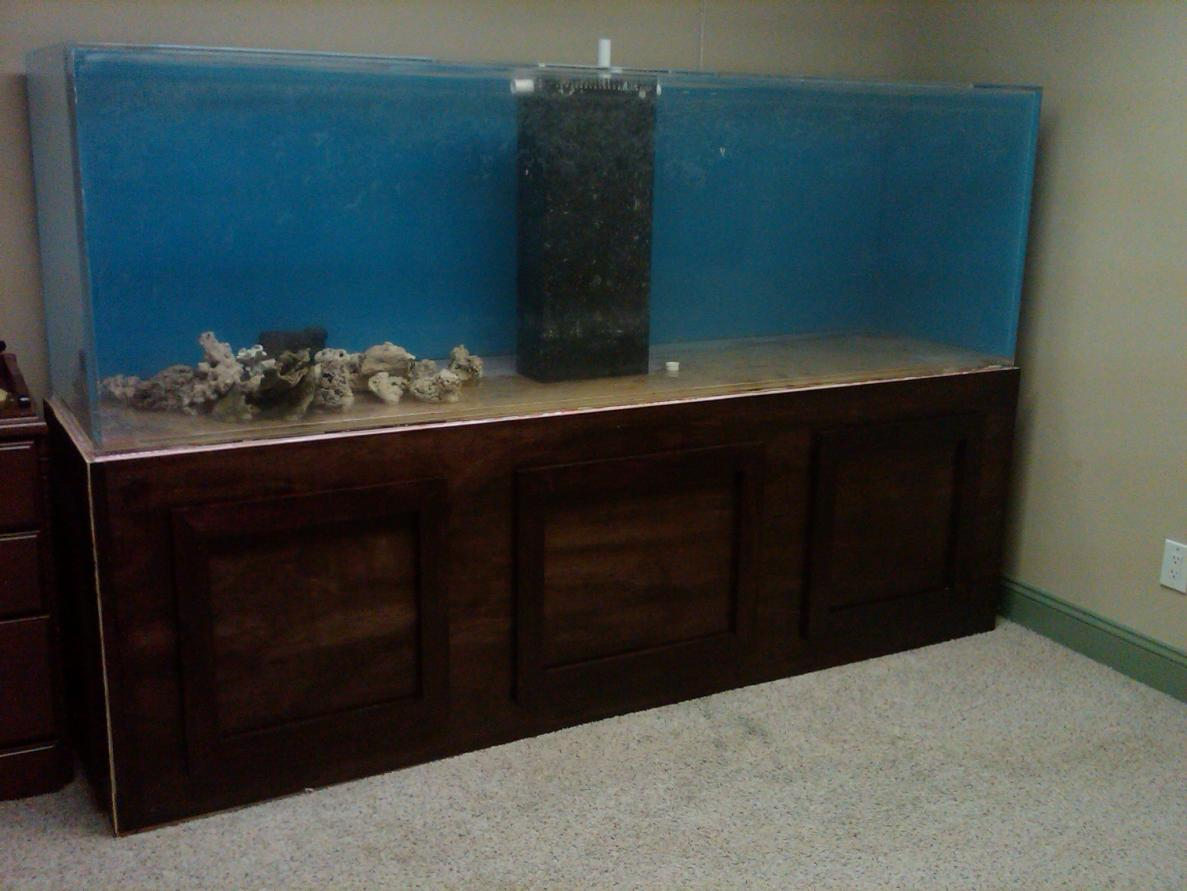 Fish tank acrylic - Attached Images