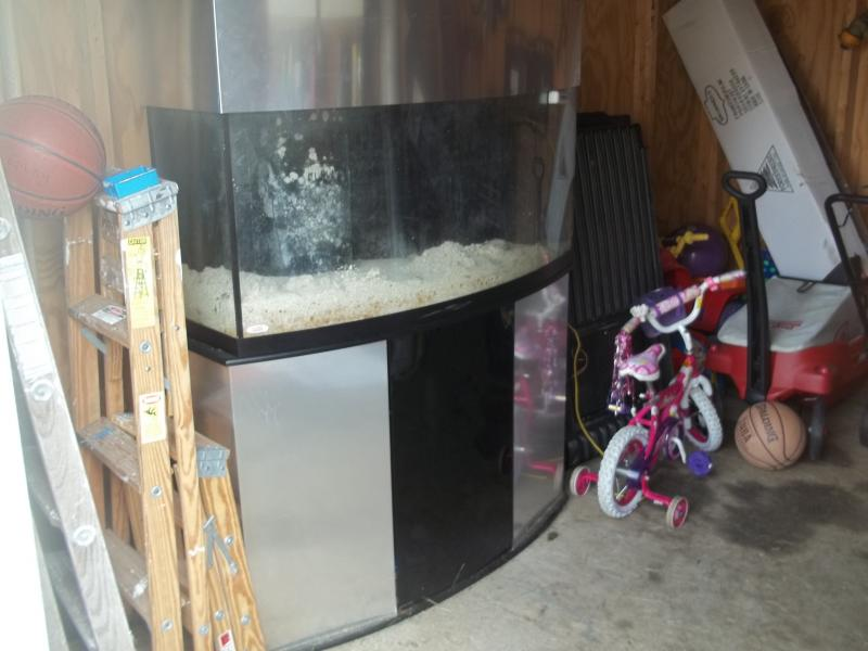 Coral Reef Aquarium - Equipment Sales & Trades - 72 gallon tank must go