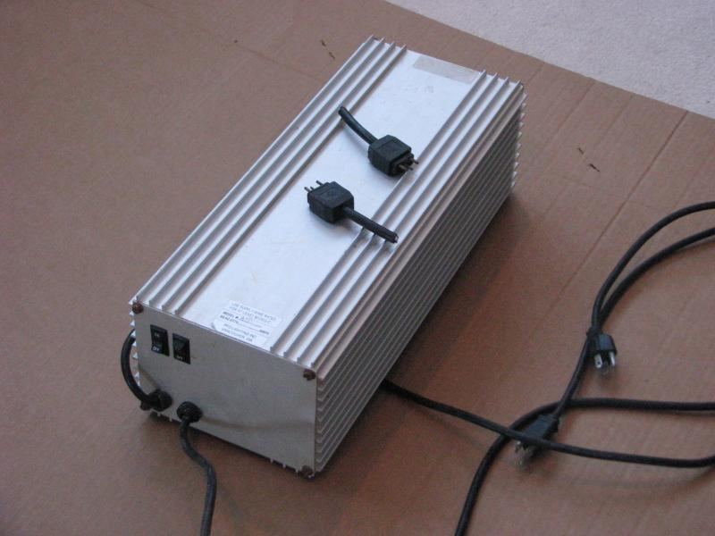 Coral Reef Aquarium - Equipment Sales & Trades - Dual 175 watt PFO magnetic ballast
