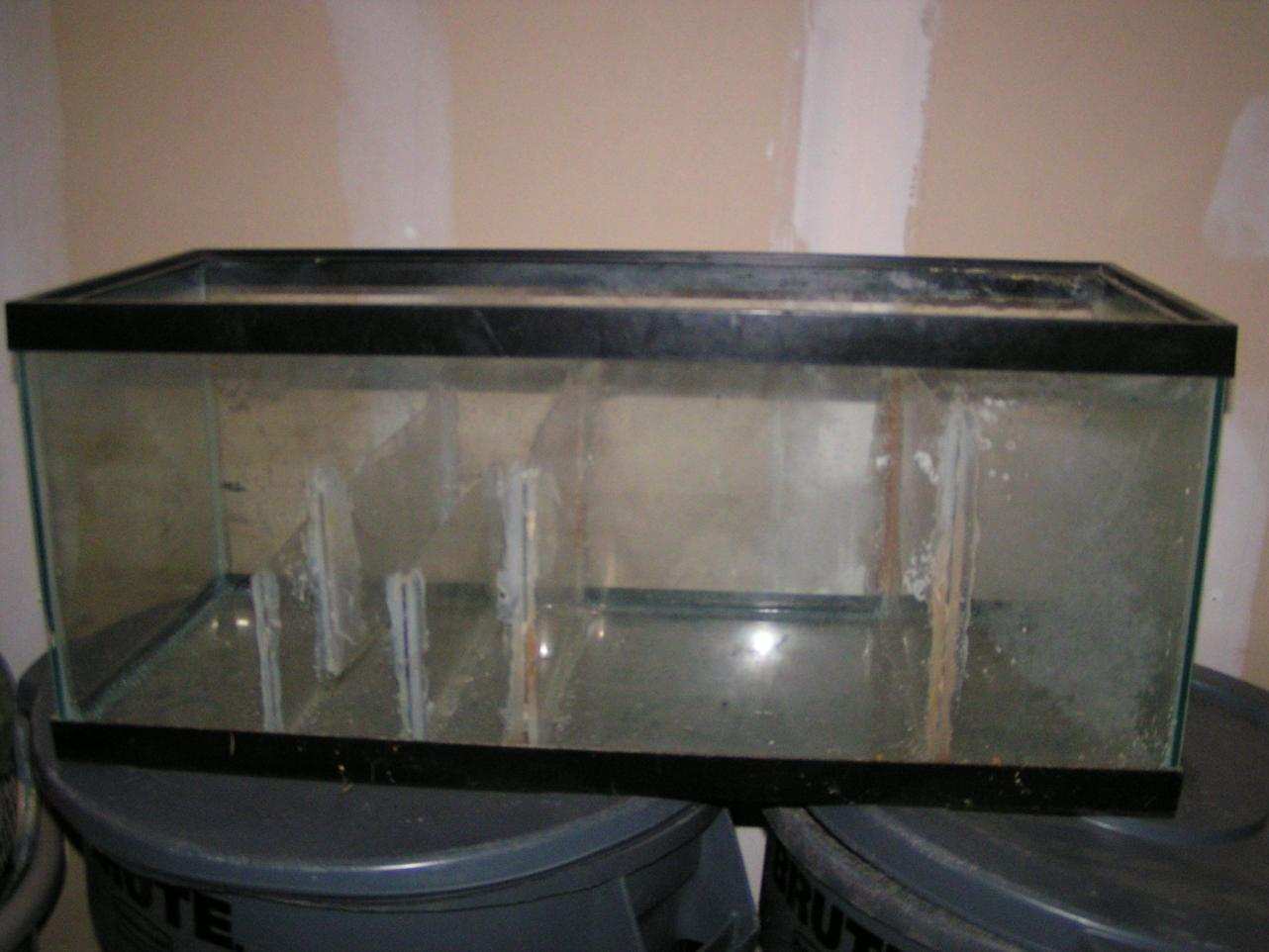 Coral Reef Aquarium - Equipment Sales & Trades - Free 20G long sump w/ baffles