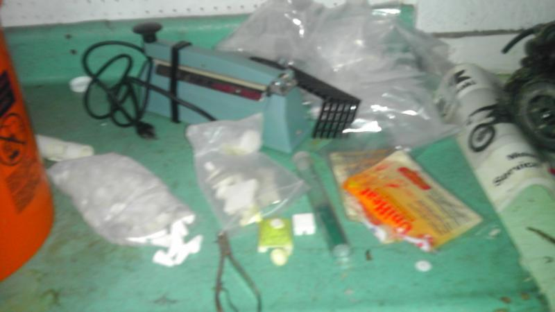 Coral Reef Aquarium - Equipment Sales & Trades - misc fragging stuff $40 for all