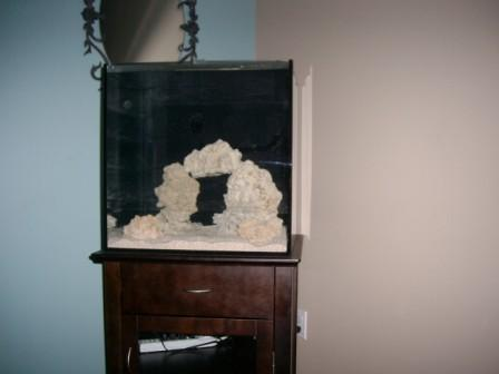 Coral Reef Aquarium - Equipment Sales & Trades - Solana 34g AIO For Sale
