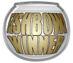 fishbowl winner award - CR/A2 - Fishbowl Giveaway #4