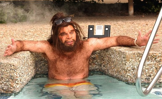 caveman relaxing - TOTM Nominations!
