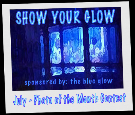 show your glow lg - Enter the July POTM Contest sponsored by The Blue Glow