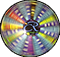 Wheel Master Award - Helping with run the Frag & Swag wheel at the Michigan Coral Expo & Swap 2014.